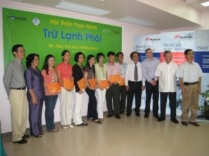 Hội thảo chuyển giao công nghệ trong hỗ trợ sinh sản
