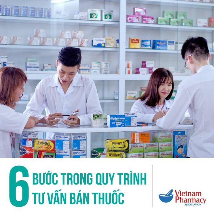 tư vấn bán thuốc