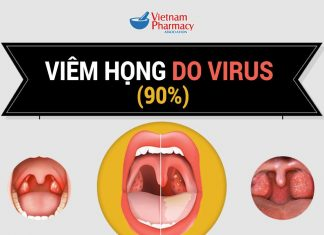 viêm họng do virus