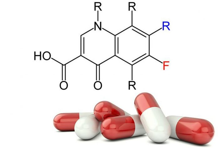 Fluoroquinolone