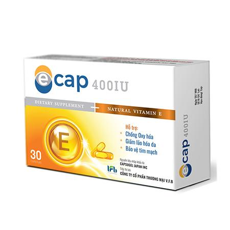 vitamin E - Ecap