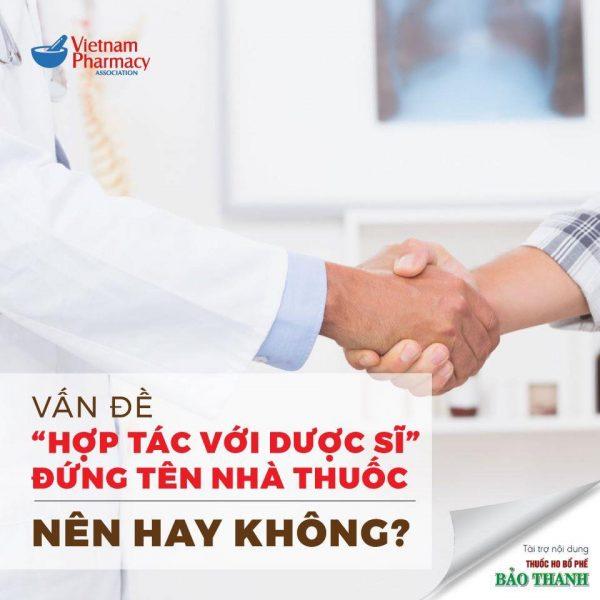 hợp tác nhà thuốc